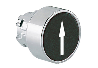 Lovato Electric: Pushbutton Actuator, Momentary, with Symbol, Flush - 8LM2TB1152