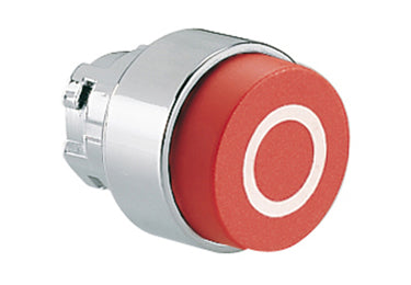Lovato Electric: Pushbutton Actuator, Momentary, with Symbol, Extended - 8LM2TB2104