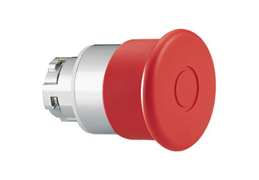 Lovato Electric: Mushroom Head Pushbutton Actuators, Latch, Pull to Release - 8LM2TB6244
