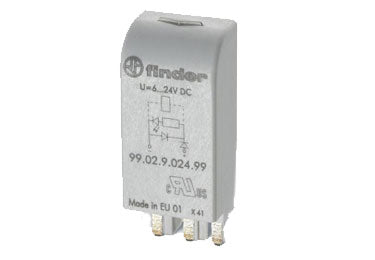 Finder Series 99: Module for Sockets 90/92/94/95/96/97 - 99.02.0.024.98