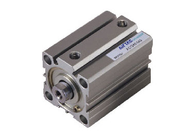 Airtac ASQ: Compact Air Cylinder, Single Acting (Push) - ASQ25X10B