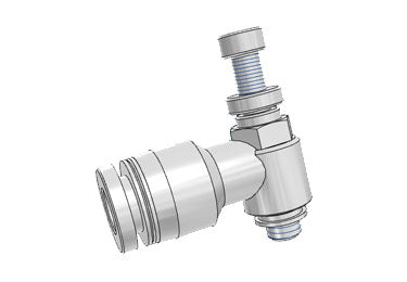 Airtac PSL: Air Flow Control Valve (Overstock) - PSL4M5AD