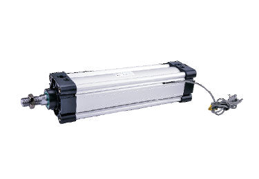 Airtac SAU: Standard Air Cylinder, Double Acting - SAU32X125S