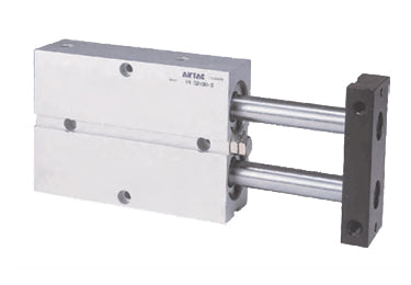 Airtac TN: Guided Air Cylinder, Dual Rod - TN25X80S