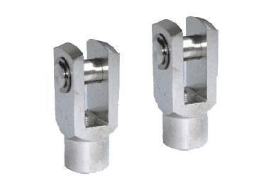 Airtac NACQ: Knuckle Joint for Compact Air Cylinder - F-NACQ25Y