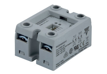 Carlo Gavazzi RK2A: 2 Pole Solid State Relay - RK2A60D51C