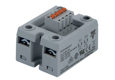 Carlo Gavazzi RK2A: 2 Pole Solid State Relay - RKD2A23D50P