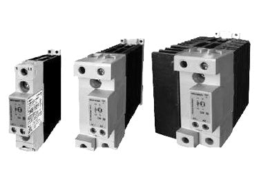 Carlo Gavazzi RGH: Solid State Relay/Contactor, Zero Switching, 40 Degree Rating - RGH1A60D20KKE