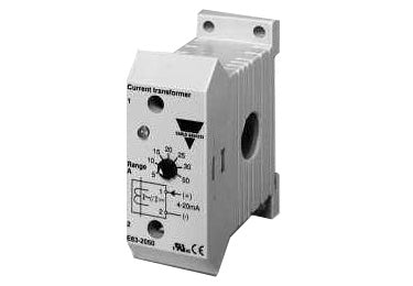 Carlo Gavazzi E83: AC Current Monitoring Relay - E83-20-50