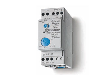 Finder Series 72: Liquid Level Relay - 72.01.8.125.0000