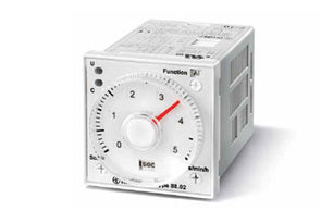 Finder Series 88: Plug-in/Front of Panel Mount Timer - 88.12.0.230.0002