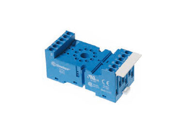 Finder Series 90: Base/Socket for 60, 88 Series Relay - 90.82.3