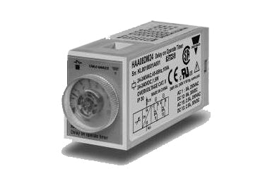 Carlo Gavazzi HAA: Delay on Operate Timer - HAA14QM24