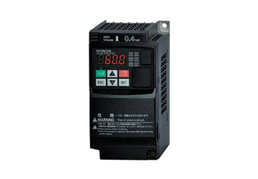 Hitachi WJ200: Inverter Drive - WJ200-002SF