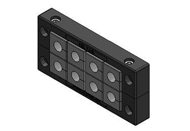 Icotek KEL 16|8 V2A: Cable Entry Frame - 42168.200