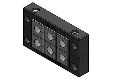 Icotek KEL 10|6: Cable Entry Frame - 42216