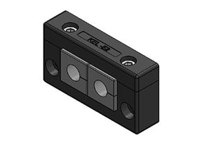 Icotek KEL-E2 V2A: Cable Entry Frame - 42249.200