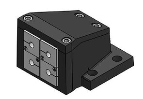 Icotek KEL-FG B4 V2A: Cable Entry Flange Enclosure - 42330.200