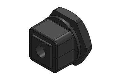 Icotek KVT 32 bk: Split Cable Glands - 45026