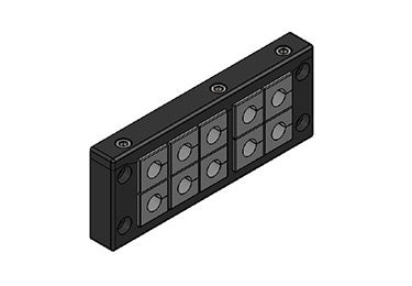 Icotek KEL-ER 24|10 V2A: Cable Entry Frame - 48241.200