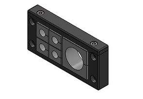 Icotek KEL-U 16|5 V2A: Cable Entry Frame - 54165.200
