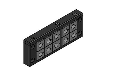 Icotek KEL-U 24|10 V2A: Cable Entry Frame - 54241.200