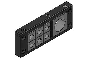 Icotek KEL-U 24|7 V2A: Cable Entry Frame - 54247.200