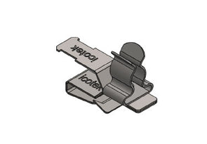 Icotek PFKZ-B|SKL 6-8: Pluggable EMC Shield Clamp - 36783.3