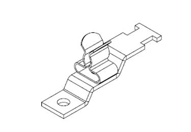 Icotek LFZ|SKL 3-6: EMC Shield Clamp for Screw Assembly - 36915