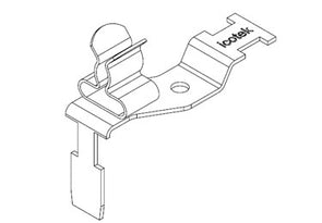 Icotek STFZ2-SP|20: EMC Double Terminal Clamp for Siemens SIMATIC ET 200SP - 37507.20