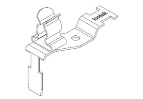Icotek STFZ2-SP|30: EMC Double Terminal Clamp for Siemens SIMATIC ET 200SP - 37507.30