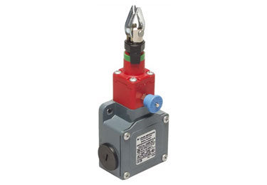 Leuze ERS200-M4C1-M12-HLR: E-STOP Rope Switch - 63000504