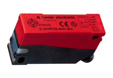 Leuze IS 240PP/4NO-4E0-S8.3: Inductive Switch, Cubic - 50117797