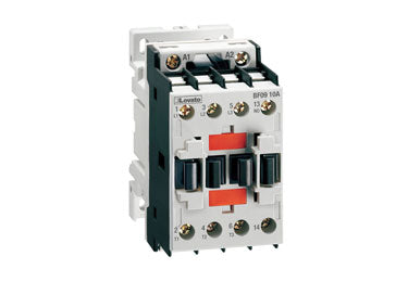 Lovato BF Series: 4 Pole Contactor, IEC - BF09T4A024