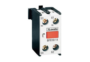 Lovato BF Series: Auxiliary Contact - BFX1002