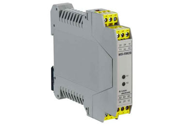 Leuze MSI-RM2B-01: Safety Relay - 547954