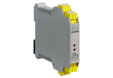 Leuze MSI-RM2B-02: Safety Relay - 547955