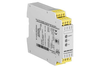 Leuze MSI-SR-2H21-01: Safety Relay - 50133016