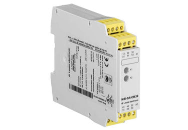 Leuze MSI-SR-CM43-01: Safety Relay - 50133026