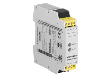 Leuze MSI-SR-ES31-01: Safety Relay - 50133022