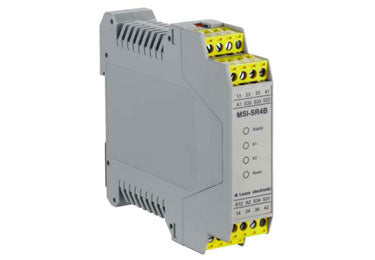 Leuze MSI-SR4B-01: Safety Relay - 547950