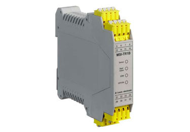 Leuze MSI-TR2B-02: Safety Relay - 547961