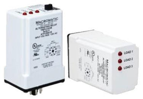 Macromatic ATP: Alternating Relay - ATP024A1