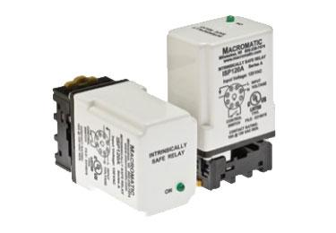 Macromatic ISP: Intrinsically Safe Relay - ISP120A