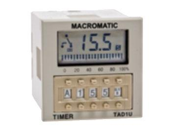 Macromatic TAD: Time Delay Relay - TAD1U