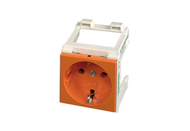 Murrelektronik Modlink MSVD: German Standard Outlet VDE - 4000-72000-0140000