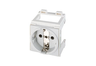 Murrelektronik Modlink MSVD: German Standard Outlet VDE - 4000-72000-0160000