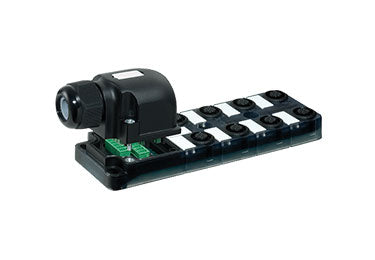 Murrelektronik M12 Distribution Systems: Distribution Module - 8000-88450-0000000