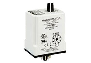Macromatic PAP: 3 Phase Monitor Relay - PAP208