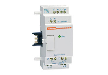 Lovato Electric LRE: Communication Unit for PLC - LREP00